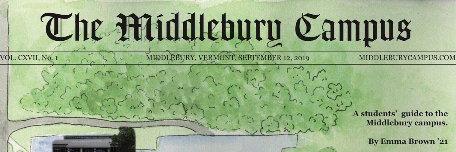 Breaking news, sports and features at Middlebury College. Since 1905.