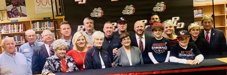 Head Baseball Coach at Dunbar High School and Business Development with MAP LLC