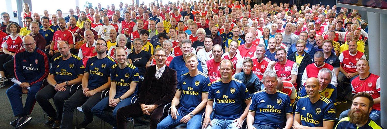 Den officielle @Arsenal Denmark profil. Admininistratorer: @peterhoest & @stenroejl