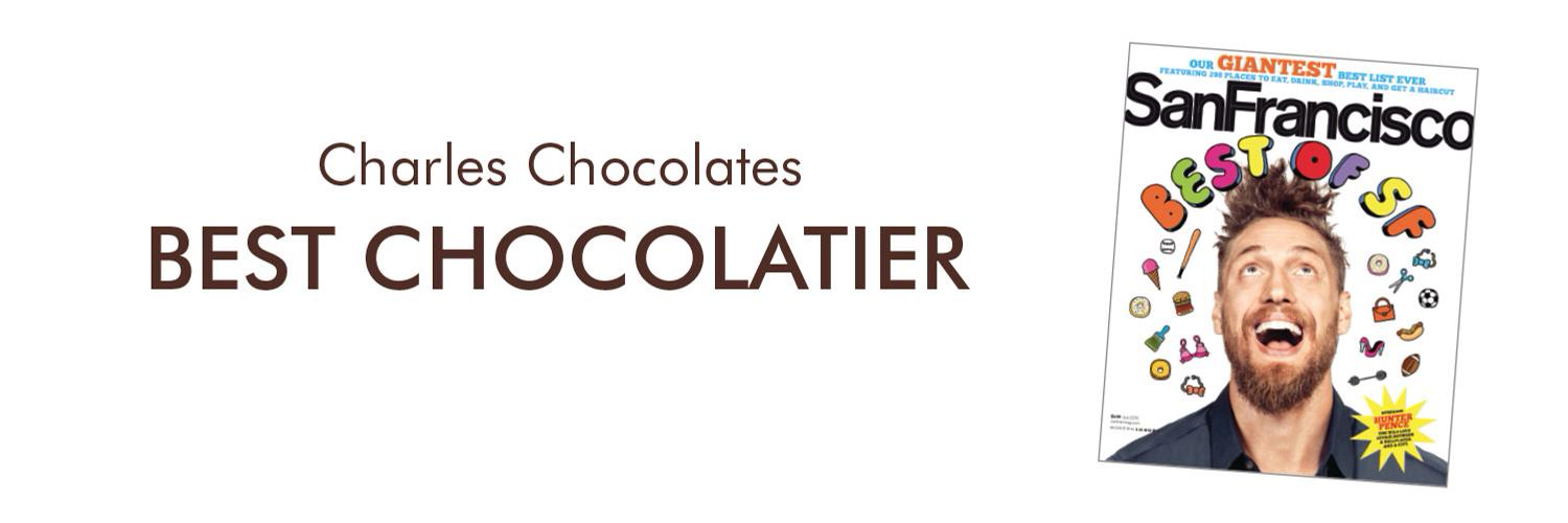 charles chocolates Earlier, charleschocolates owners included charles siegel of charles siegel in 2011.