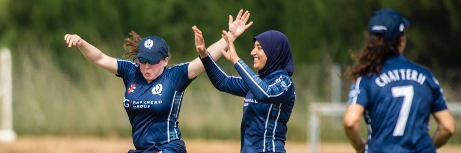 Home of the Wildcats — Scotland's representative women's side in ECB competitions. Follow @cricketscotland for international action. #BackTheCats 🏴