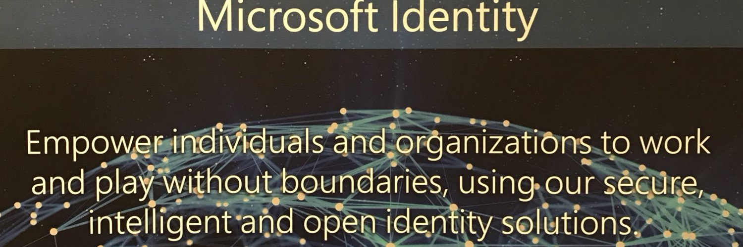 #ModernWorkplace advocate + #AzureAD identity engineering Senior PM @Microsoft, UMich grad #GoBlue, & avid distance runner. All thoughts my own.