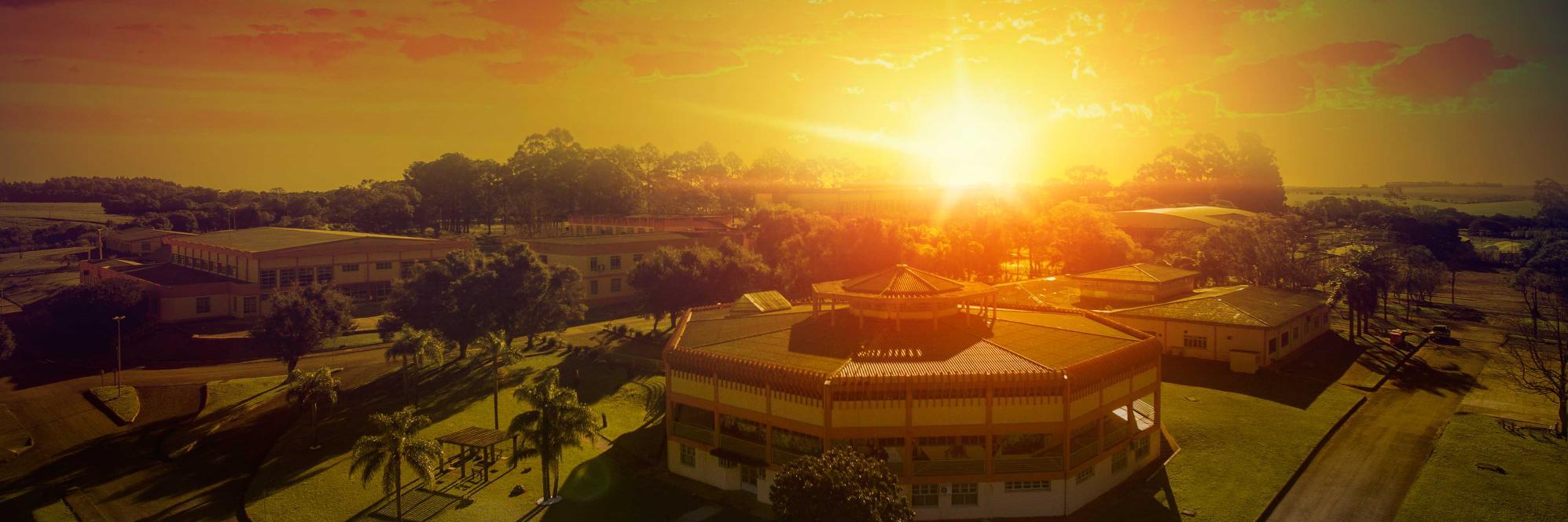 Universidade de Cruz Alta's official Twitter account