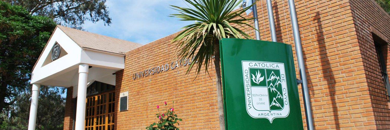 Universidad Católica de Cuyo's official Twitter account