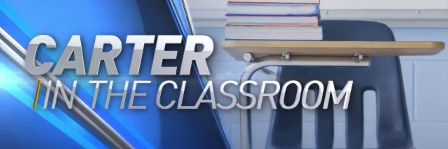 Special Assignment Reporter #CarterInTheClassroom RTs/links ≠ endorsements