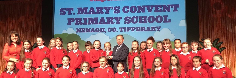 The Nenagh Guardian - STEM awards for 21 Tipp schools shar.es/a113fy