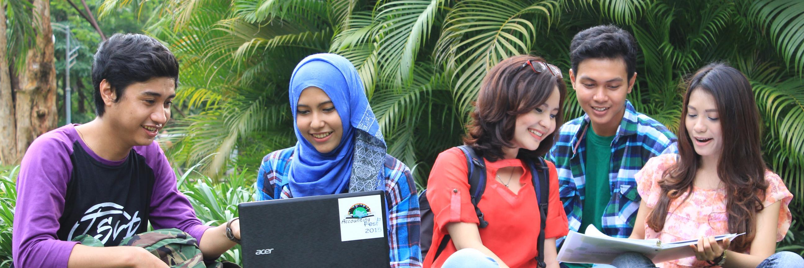Universitas Sahid's official Twitter account