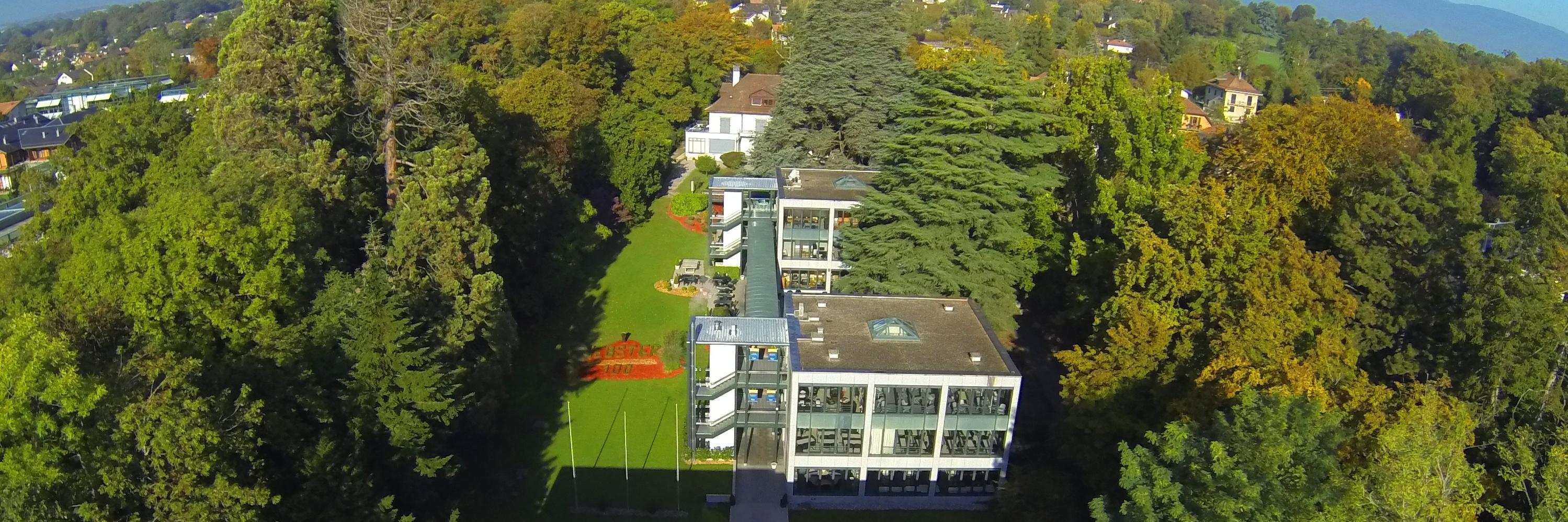 Webster University Geneva's official Twitter account