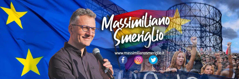 MASSIMO SMERIGLIO Vicepresidente della regione non di origine elettiva della Regione Lazio