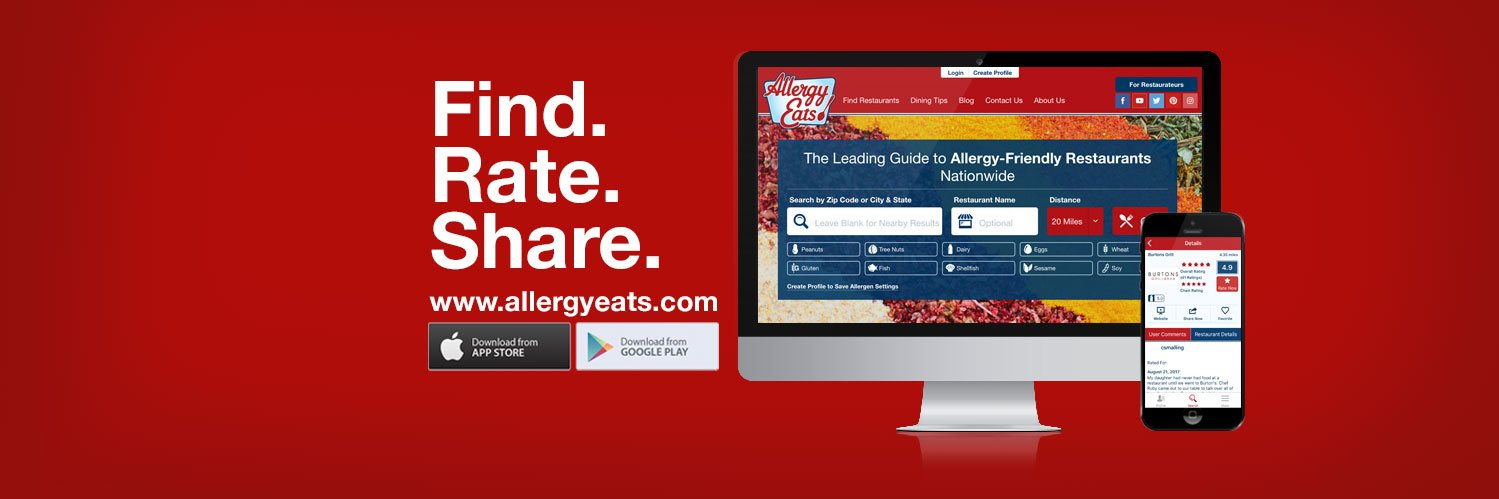 Allergy Eats cover image