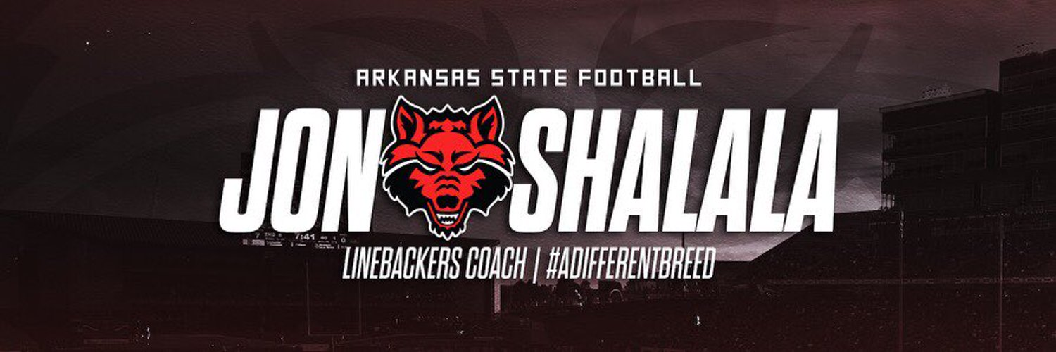 Love the process & you'll love what the process produces | Col.3:23 | #DTPC | LINEBACKERS | Arkansas State | +NRG |