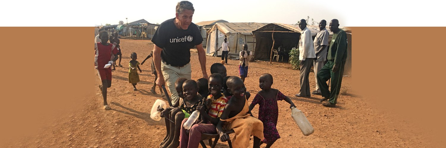 UNICEF Chief of Comms for Eastern & Sthn Africa. This role, quite simply, is an immense privilege. (opinions mine; Ok, sometimes my kids')