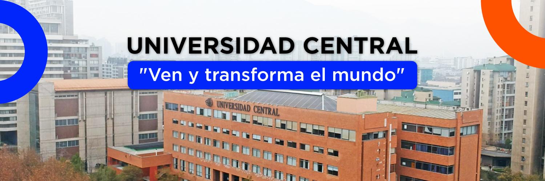 Universidad Central de Chile's official Twitter account