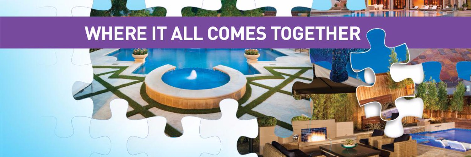 Pool spa patio expo poolspapatio twitter for International pool and spa show 2016
