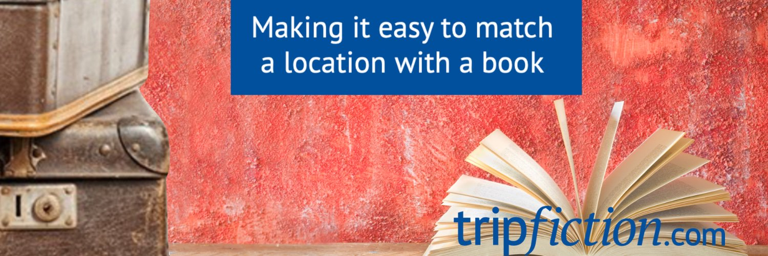 Making it easy to match books with location 📚🌏 #tripfiction novels/books set in over 2000+ places tripfiction.com BOOKREVIEWS - BOOKTUBES
