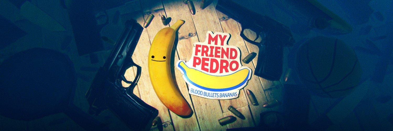 Solo game developer. Maker of 'My Friend Pedro', published by @devolverdigital Buy at myfriendpedro.com