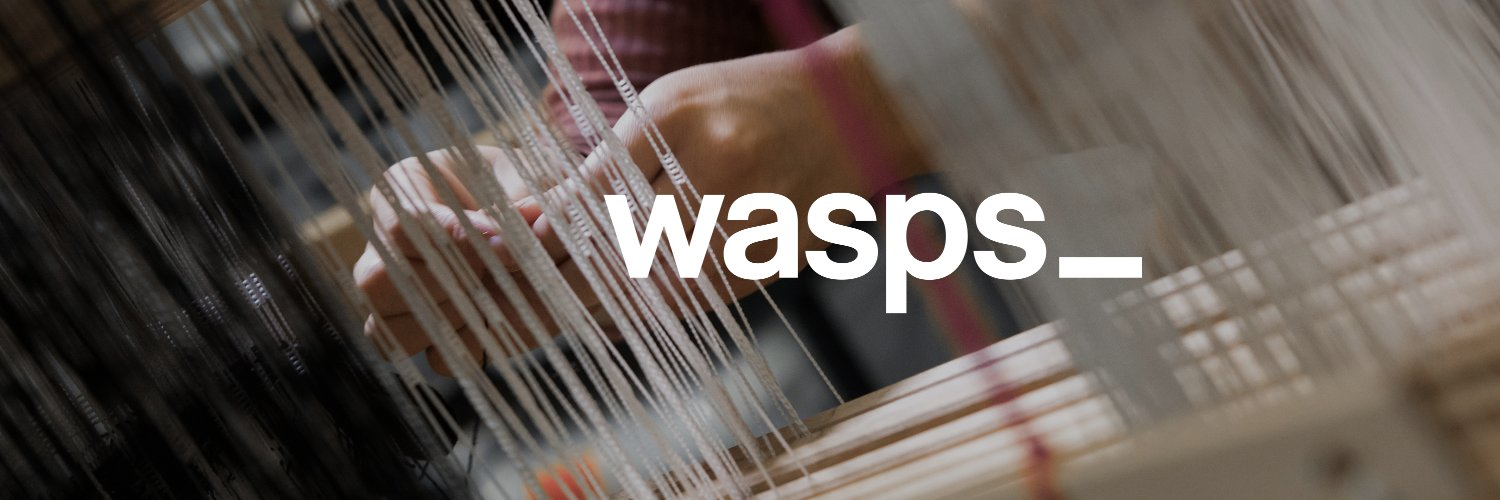 For over 40 years we've been providing artists, makers & creators inspiring spaces to work from. NEW: Wasps Shop: shop.wasps.scot