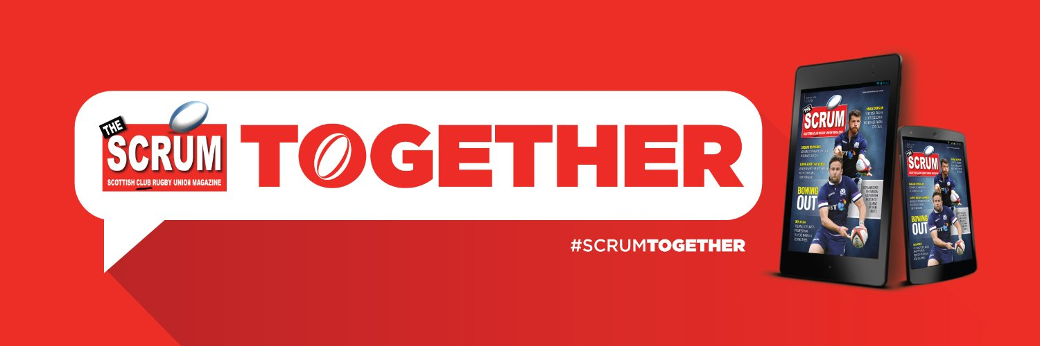 Established in 2007, SCRUM Is Scotland's original rugby publication. Got a story? DM us! Read issue 122 - bit.ly/2YJ0Fds #SCRUMTogether