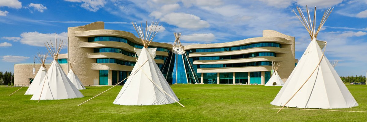 First Nations University of Canada's official Twitter account