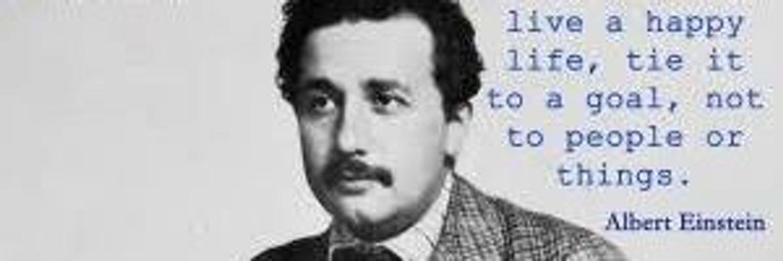 Albert Einstein Twitter: Albert Einstein (@AlbertE70258906)