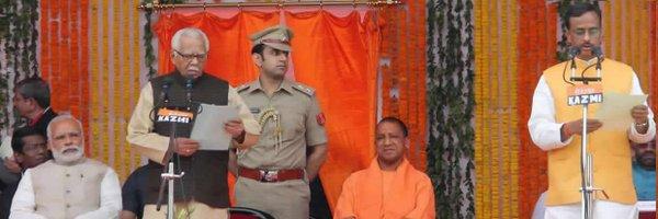 Dr Dinesh Sharma BJP Profile Banner