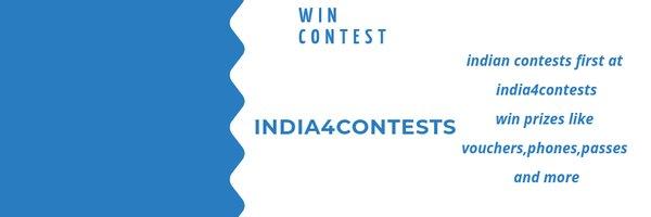 india contest Profile Banner