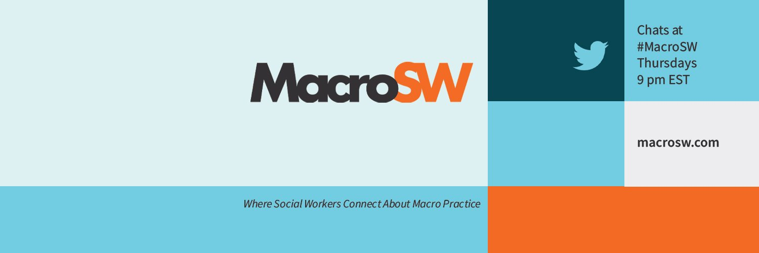 Where social workers connect about macro practice! Become a patron patreon.com/macrosw. Join our email list eepurl.com/gjg31f.