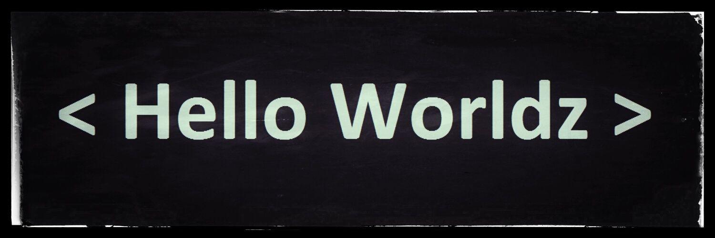 Hello Worldz (@helloworldzzzzz) | Twitter
