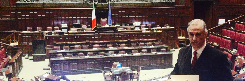 On. MAURO PILI Onorevole della Camera dei Deputati