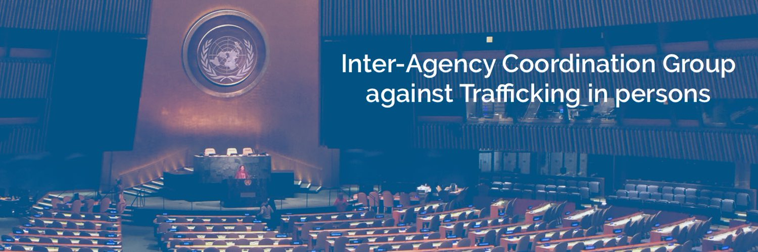 Mandated by the @UN General Assembly, ICAT helps drive knowledge-based and coordinated anti-trafficking responses at national, regional and global levels.