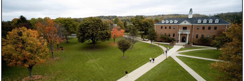 Mount Vernon Nazarene University's official Twitter account