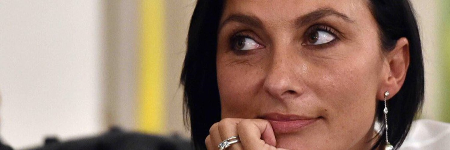 On. ALESSIA MORANI Onorevole of the Chamber of Deputies