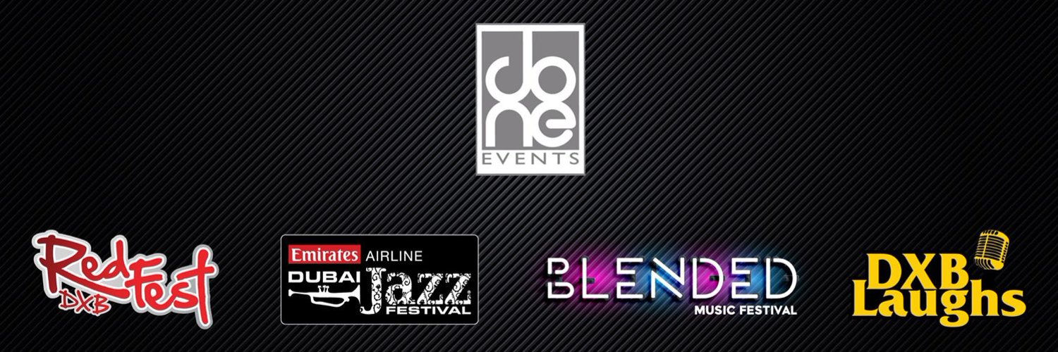 Done Events is Dubai's leading event company - specialising in Live Entertainment, Corporate Events and Talent Booking.