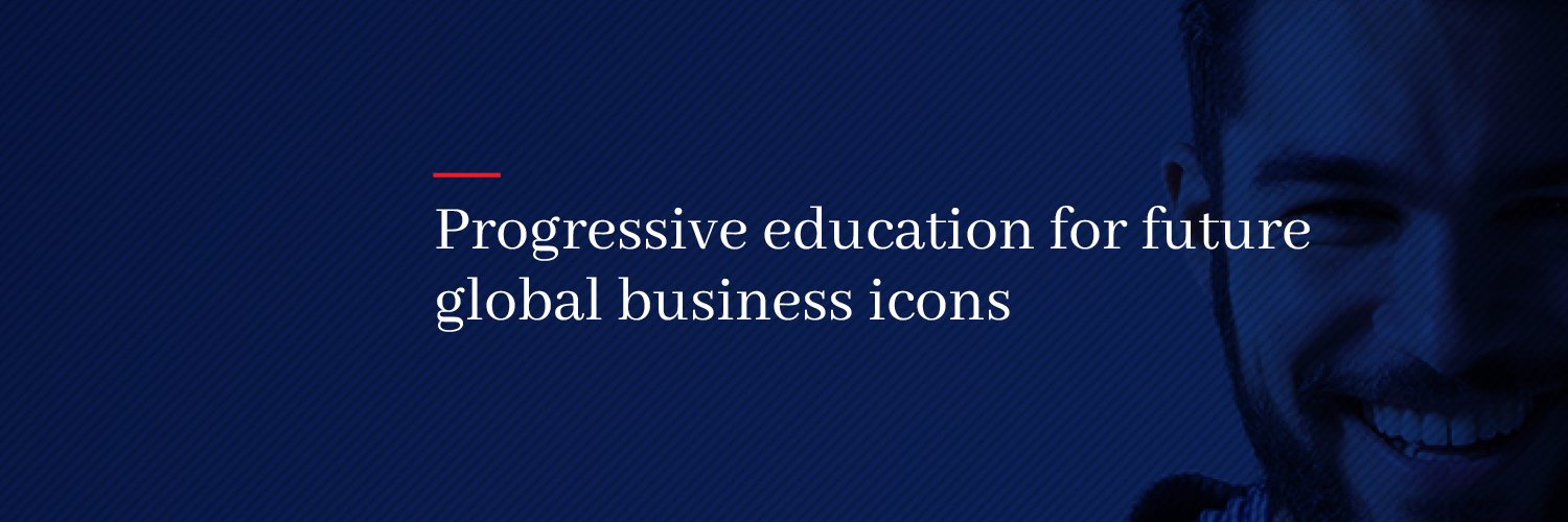 London College of International Business Studies, Botswana's official Twitter account