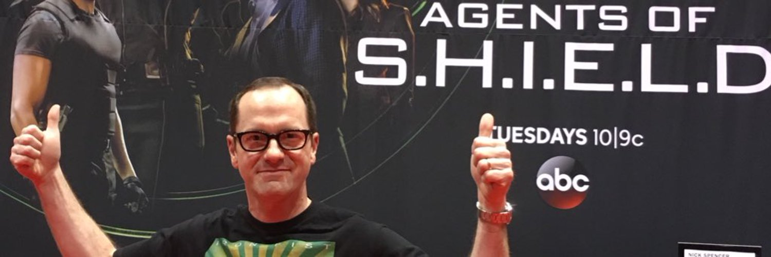 Agent Coulson/Clark Gregg lookalike dad to a cosplaying family. Mainly Marvel. Solidly SHIELD.