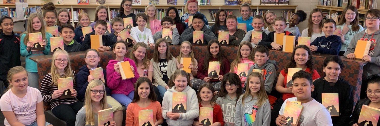 Award-winning Knopf author for young readers. ALA SchneiderBookAward, JLG, ParentsChoice medalist. 'God's Bones!' CHASING AUGUSTUS is 'Magnificent!'-Kirkus⭐️