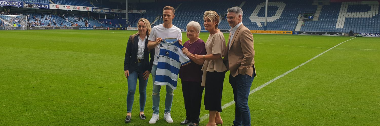 Official Account ! Professional Footballer for Queens Park Rangers All inquiries below rbeckwith@neweraglobalsports.com