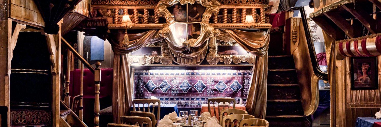London's Best Themed Restaurants   Londonist