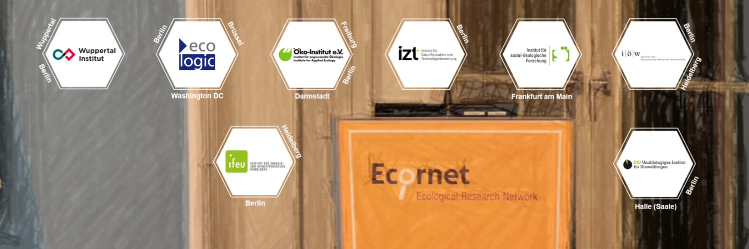 Ecornet Ecological Research Network