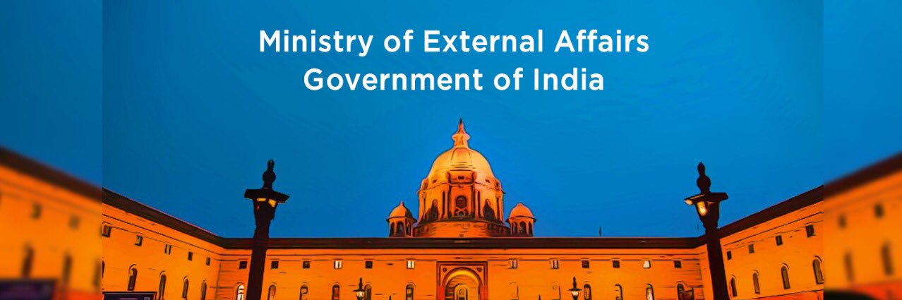 EAM @DrSJaishankar will be speaking at India-Europe Strategy Group shortly, a Track 1.5 dialogue bringing together… twitter.com/i/web/status/1…