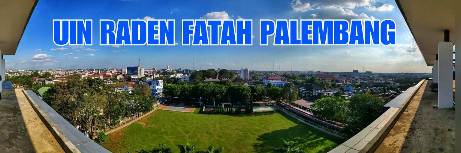 Universitas Islam Negeri Raden Fatah's official Twitter account