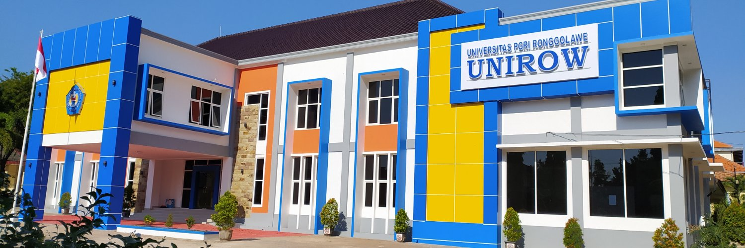 Universitas PGRI Ronggolawe's official Twitter account
