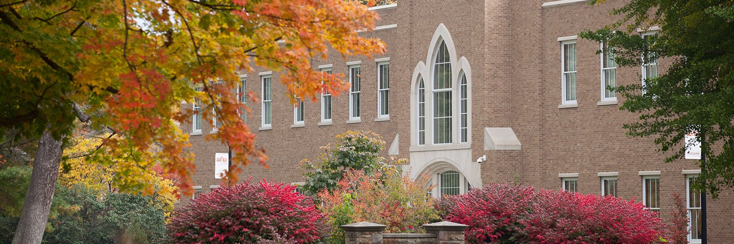 Andrews University's official Twitter account