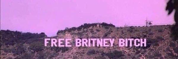 ben #FreeBritney Profile Banner