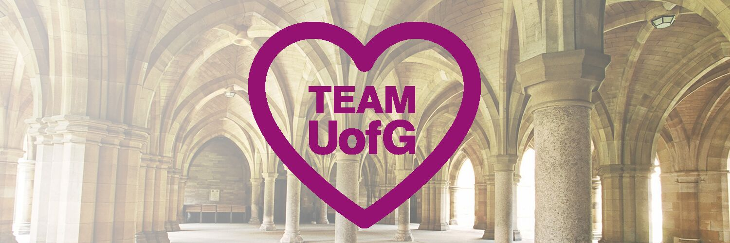 Today on the @UofGlasgow Instagram Stories members of the #TeamUofG community are sharing messages of support to ou… https://t.co/FNmbueefuV