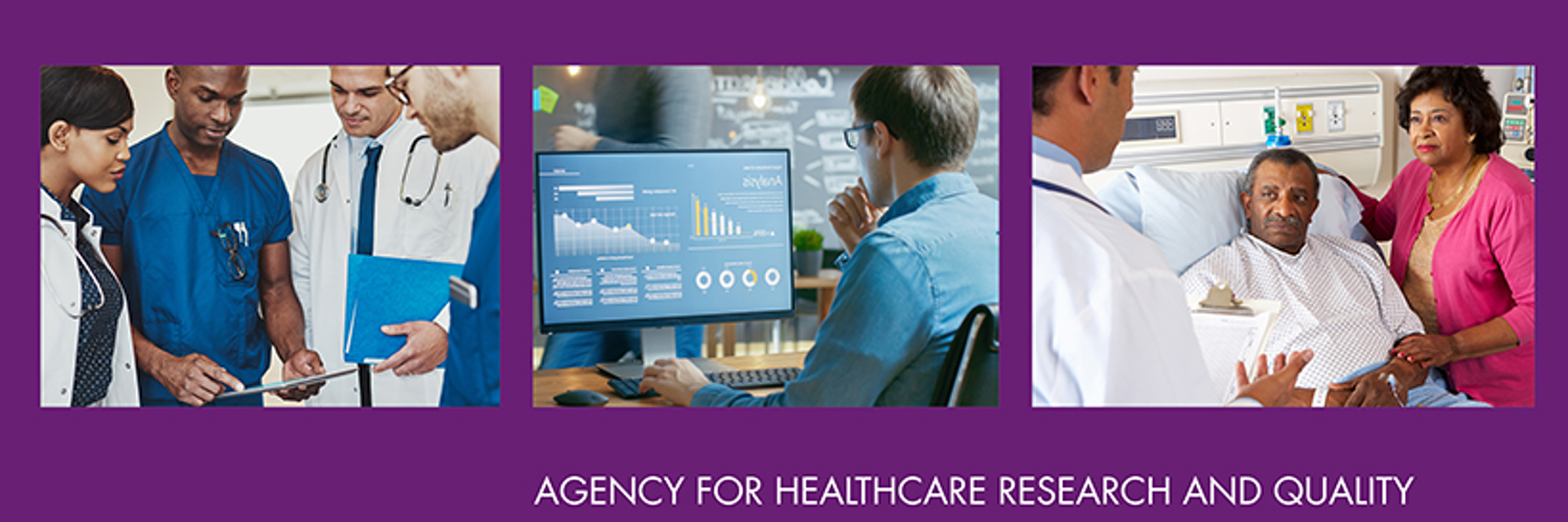 U.S. Department of Health and Human Services' Agency for Healthcare Research and Quality ahrq.gov
