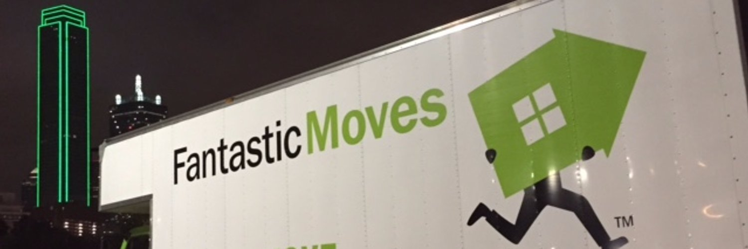 Owner of a Fantastic Moving Company in Dallas Texas. Residential and Commercial Moving. Local, intrastate, interstate. Check us out fantasticmoves.com