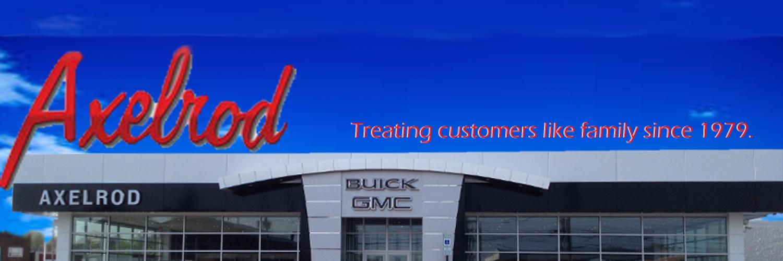 Axelrod Buick Gmc Axelrodbuickgmc Twitter