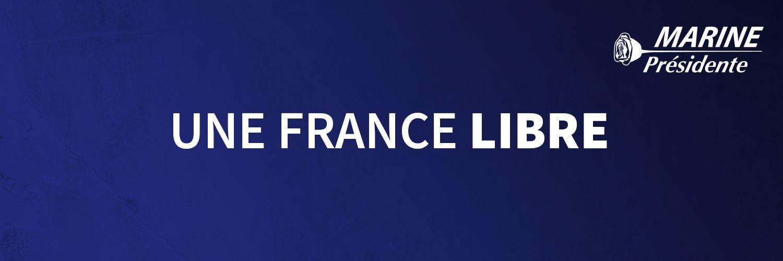 #Patriote #Souverainiste #Marine2017 #AvecMarine #AuNomDuPeuple #Présidentielle2017 #Elysée2017 #ChoisirLaFrance twitter.com/fandetv/status…