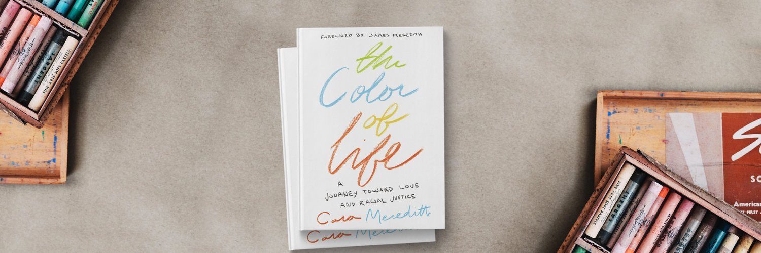 Writer / Speaker / Author (The Color of Life) / Advocate. Occasional snort-laugher if you really get me going.